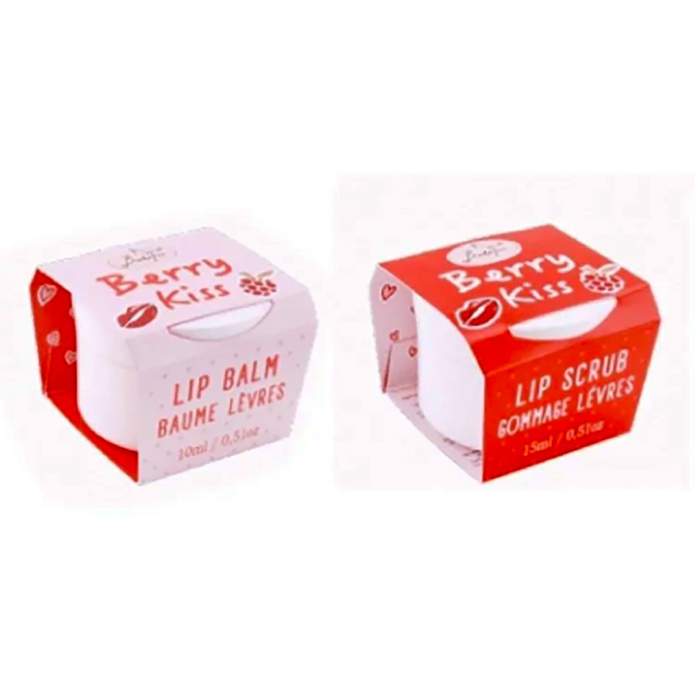 一個完美匹配的二重奏與豐富的成分,如杏仁油,乳木果油和蜂蠟。先用磨砂膏呵護您的嘴唇,然後再用潤唇膏來護理。結合的應用程序,讓您嘴唇擁有最自然的美。適合您或送予其他人嘴唇的完美禮物。應用:護唇膏 : 白