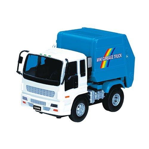 小小家 - 工程小車車-【熱銷】磨輪小垃圾車