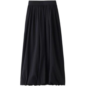 BAUME ボーメ バルーンマキシスカート ネイビー