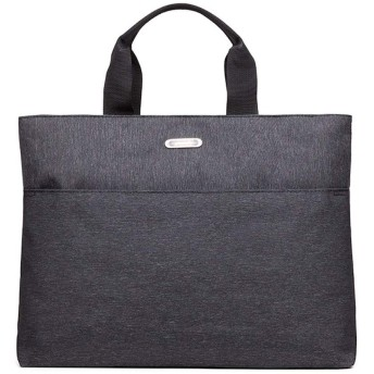 収納ファイルバッグポータブルブリーフケース男性のシンプルなノートブックバッグ倍ガゼット袋
