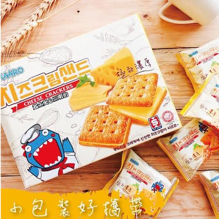 【KAARO】小恐龍特濃起司餅4盒(含運)
