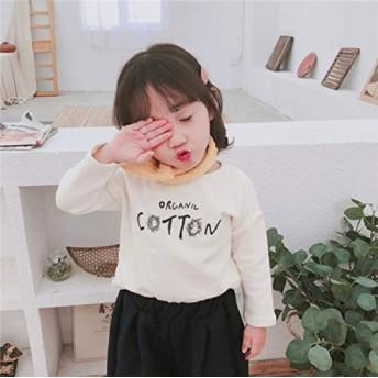 キッズ セーター Tシャツ ニット ファッション ラウンドネック 厚手 韓国子供服
