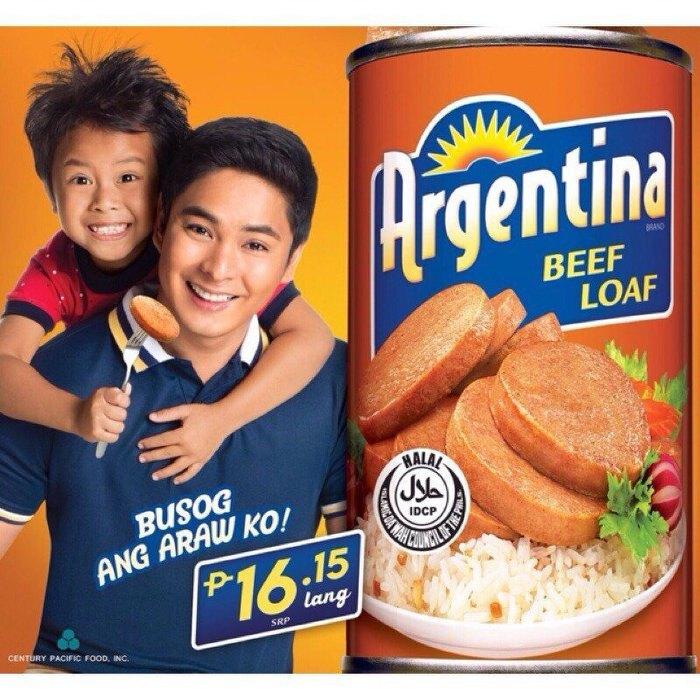 菲律賓Argentina午餐肉罐頭