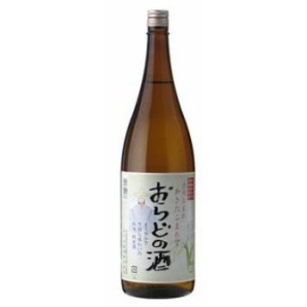 千歳盛 純米酒 おらどの酒 1800ml
