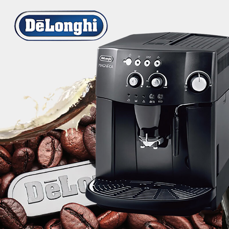 De'Longhi傳承百年義大利優秀工藝科技,集結人性化科技、外觀簡潔設計、對義式咖啡文化的了解及豐富經驗,打造MAGNIFICA ESAM4000幸福型,以簡易使用、輕鬆保養為設計目標,搭載CRF專