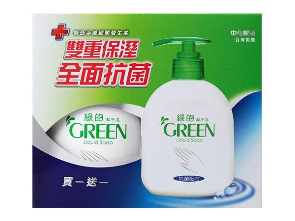 GREEN 綠的~潔手乳(220mlx2入)【D472261】,還有更多的日韓美妝、海外保養品、零食都在小三美日,現在購買立即出貨給您。