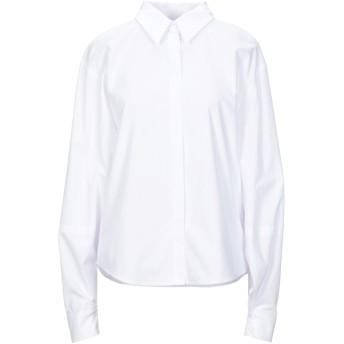 《セール開催中》EMMA & GAIA レディース シャツ ホワイト 42 コットン 100%