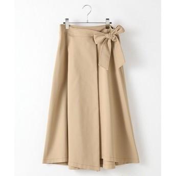INGEBORG / インゲボルグ サイドリボンスカート