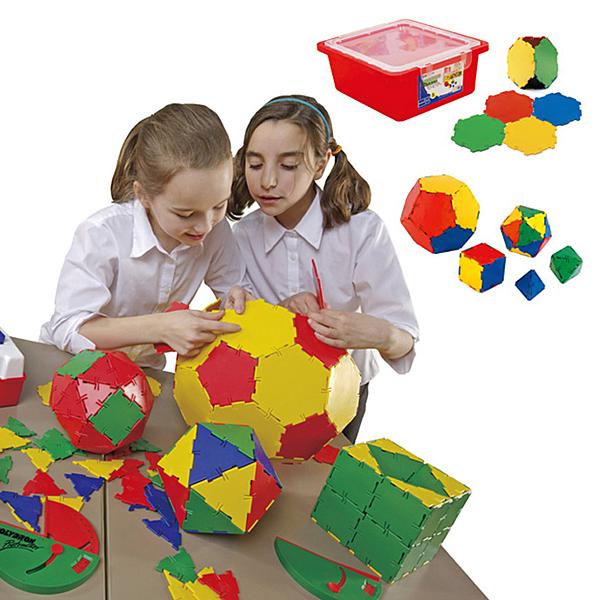 【華森葳兒童教玩具】建構積木系列-英皇寶利智慧片-實心系列基本組 N9-11X