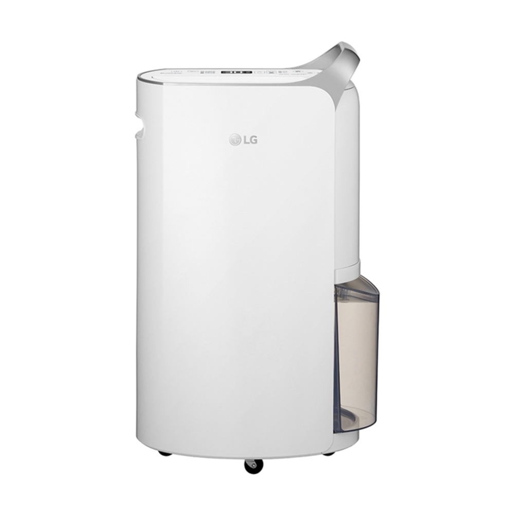 LG樂金 除濕力17公升PuriCare變頻除濕機 銀色 MD171QSK1