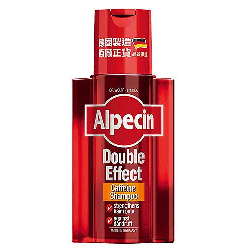 Alpecin 雙效咖啡因洗髮露200ml (2入特惠)