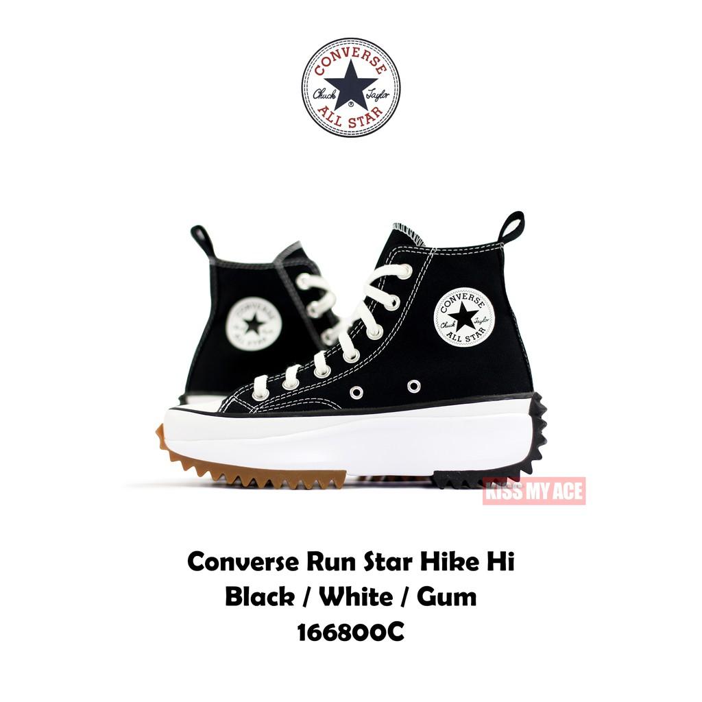 Converse Run Star Hike 休閒 鋸齒 厚底 登山 JW Anderson 166800C 現貨