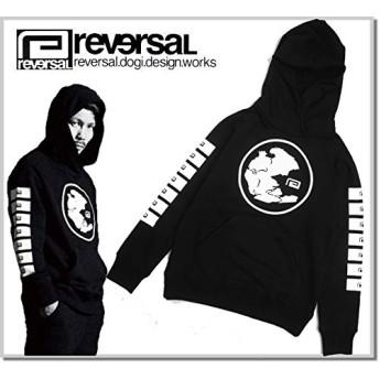 リバーサル reversal CLASSICS SWEAT PARKA rv18aw008-BLACK-L スウェット パーカー プルオーバー