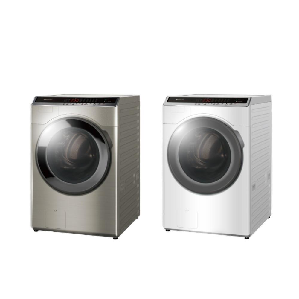 Panasonic 國際牌 16公斤 洗脫烘變頻滾筒洗衣機 NA-V160HDH