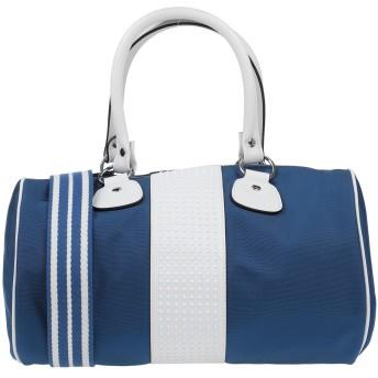 《セール開催中》RED(V) レディース ハンドバッグ ブルー 紡績繊維 / 革