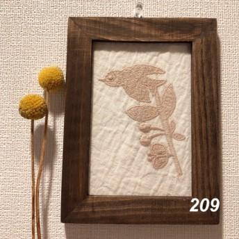 209 新作 ️ミナペルホネン ファブリックフレーム