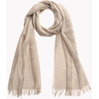 【Theory】Luxe Scarf 2 Novelty Scarf