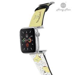 三麗鷗系列 Apple Watch 皮革錶帶 布丁狗 42/44mm