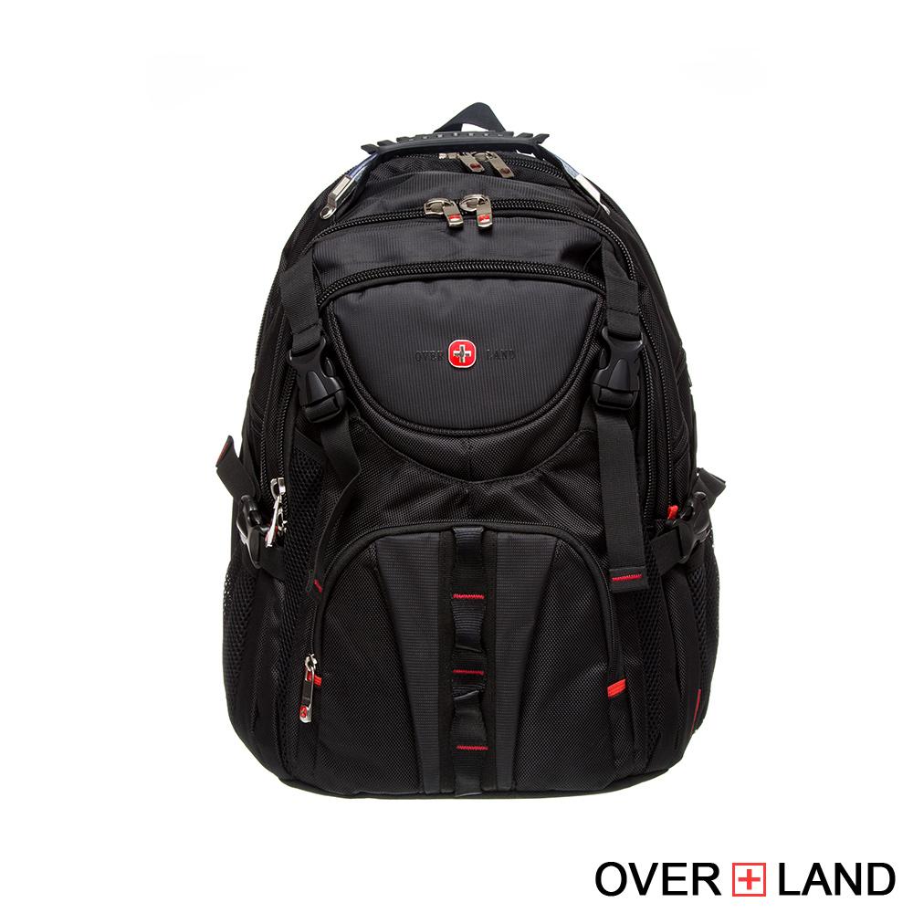 OVERLAND - 美式十字軍 - 率性雙拉鍊後背包/多功能背包 - 25721