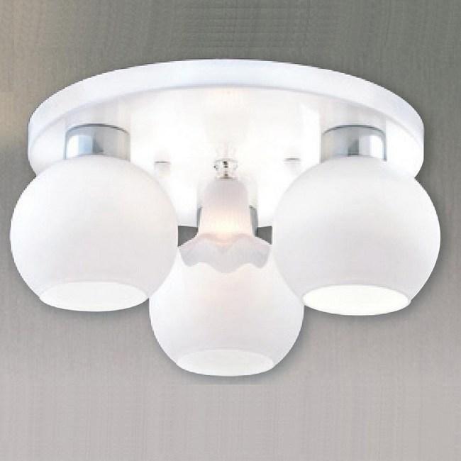 大巨光 台製現代風半吸頂燈 小 LW-09-2775