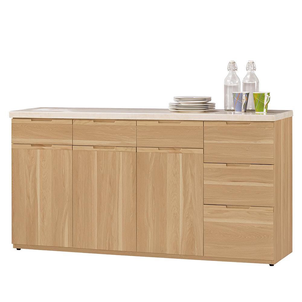 Boden-維克德5.2尺石面收納餐櫃(下座)