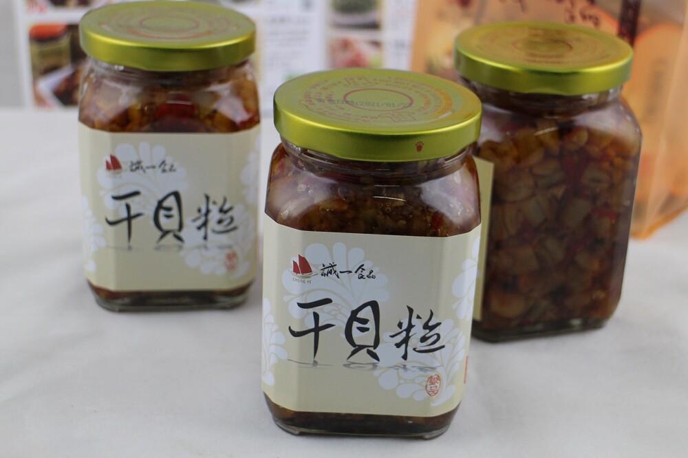 澎湖特產干貝粒.誠一食品純干貝醬280g.伴手禮.萌萌豬生活館