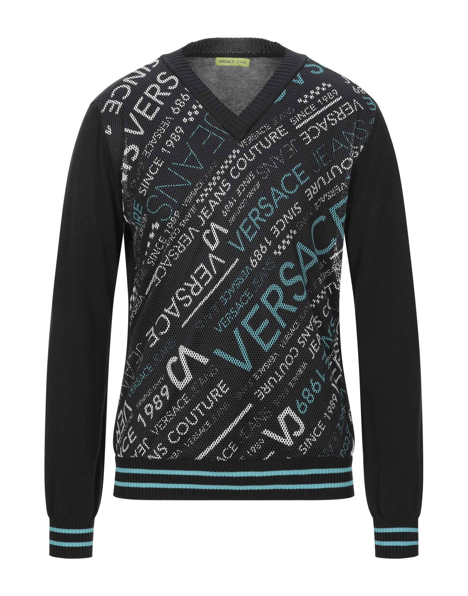 VERSACE JEANS Sweaters - Item 14038461