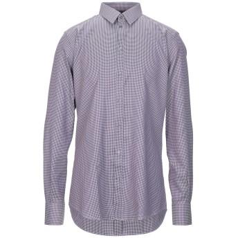 《セール開催中》DOLCE & GABBANA メンズ シャツ レッド 40 コットン 100%