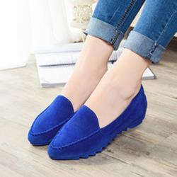 【Alice】(現貨+預購)素雅磨砂內增高包鞋