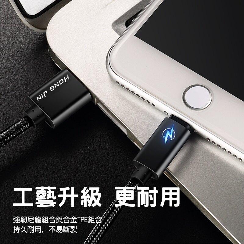 【過充保護!智慧快充】C02智能快充線 iphone充電線 蘋果充電線 手機充電線 快速充電線 安卓快充線