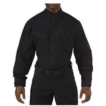 5.11社 72416019L5.11 ストライク TDU LSシャツ ブラック L8369433