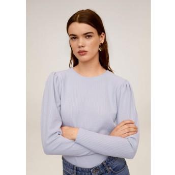 Tシャツ - MALVA (パステルパープル)