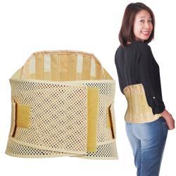 【源之氣】 包覆加強護腰 RM-10257 (樂齡族推薦)