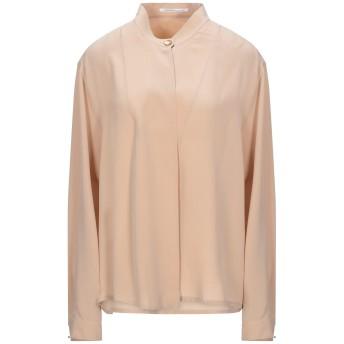 《セール開催中》AGNONA レディース シャツ サンド 50 シルク 100%