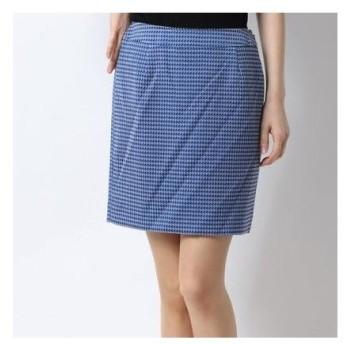 クードシャンス アウトレット Coup de Chance outlet ネオジャガードスカート (ブルー)