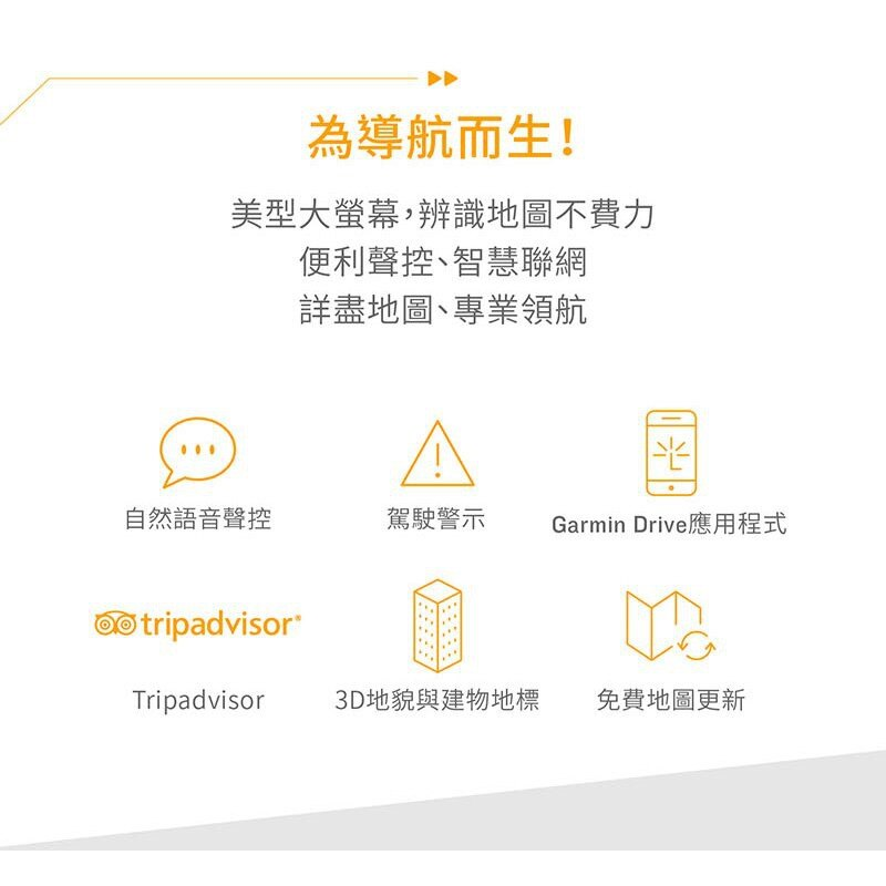 【Garmin DriveSmart 65+GARMIN專用沙包座】組合價限量優惠買到賺到 !BuBu車用品