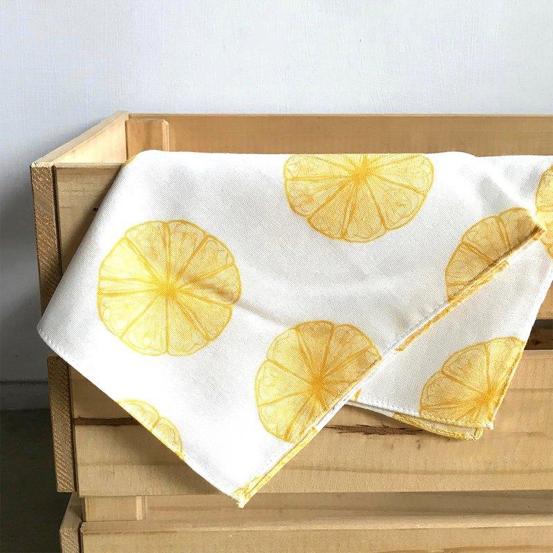 福利品_橘子多 Oranges - 手巾/方巾