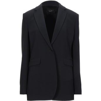 《セール開催中》JOSEPH レディース テーラードジャケット ブラック 42 レーヨン 64% / アセテート 33% / ポリウレタン 3%