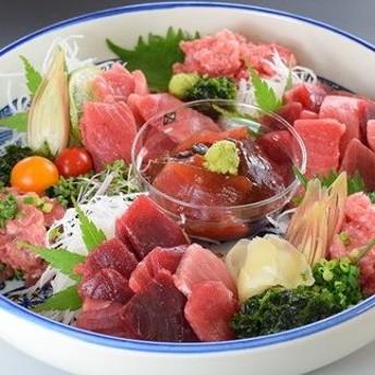 a20-216 今夜は謝魚祭!天然まぐろいっぱい。