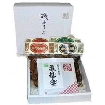a10-398 ご飯の供セット(まぐろ角煮・かつお角煮・亀松楽)