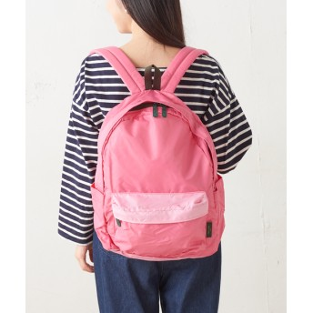 Daily russet(デイリー ラシット) レディース Backpack(L)/リュックサック ピンク