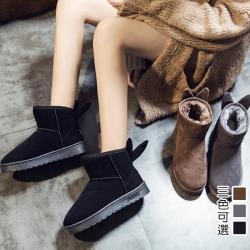【Alice 】柔軟莫卡麵包靴