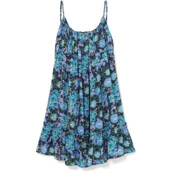 《セール開催中》PALOMA BLUE レディース ビーチドレス ブルー M シルク 100%