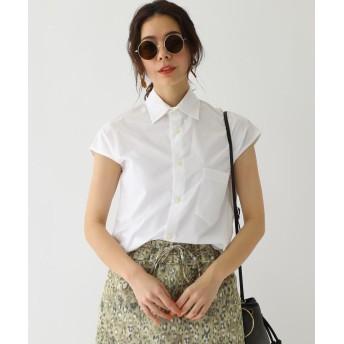 aquagirl(アクアガール) ◆MADISONBLUE フレンチスリーブシャツ