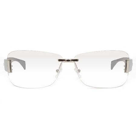 Gianfranco Ferré 義大利 都會簡約風太陽眼鏡(銀)GF57701