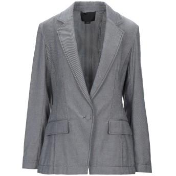 《セール開催中》ALEXANDER WANG レディース テーラードジャケット ブラック 6 コットン 99% / ポリエステル 1%