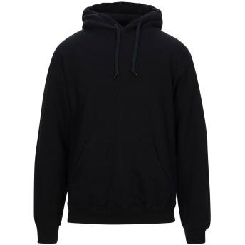 《セール開催中》BASTILLE メンズ スウェットシャツ ブラック L コットン 100%