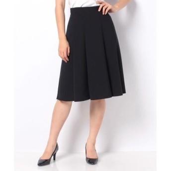MISS J / ミス ジェイ シルキーストレッチ スカート