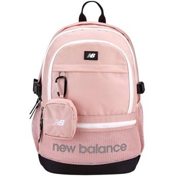 [ニューバランス] New Balance アセンティック バックパック 20リットル AUTHENTIC BACK PACK (PINK) [並行輸入品]