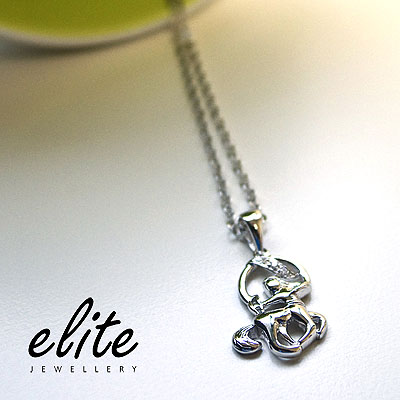 【伊麗珠寶 Elite Jewellery】925純銀星座項鍊 - 射手座